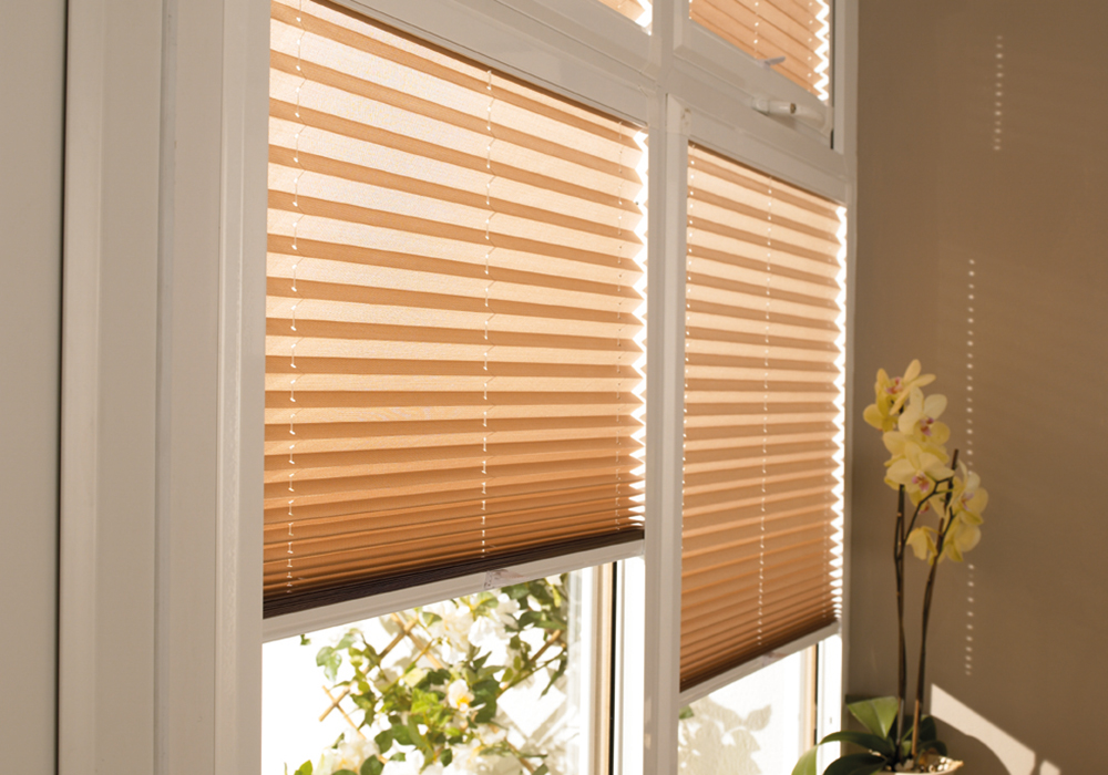 Pleated Blinds Preston Made To Measure Pleated Blinds