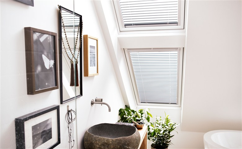 Awesome VELUX Blinds ...