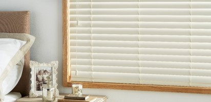 Woodweave Ecru Blinds