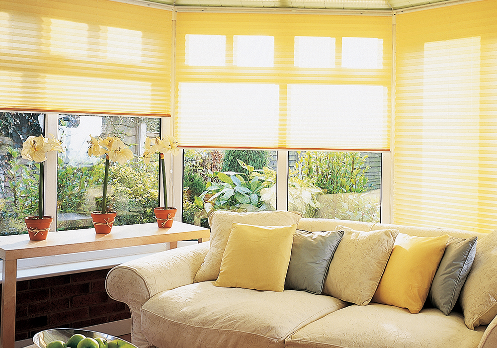 Conservatory Window Blinds Preston From Red Rose Blinds